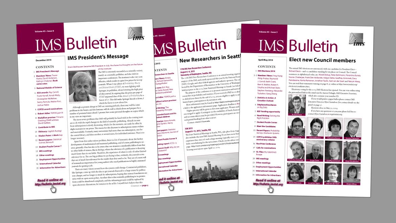 IMS Bulletin