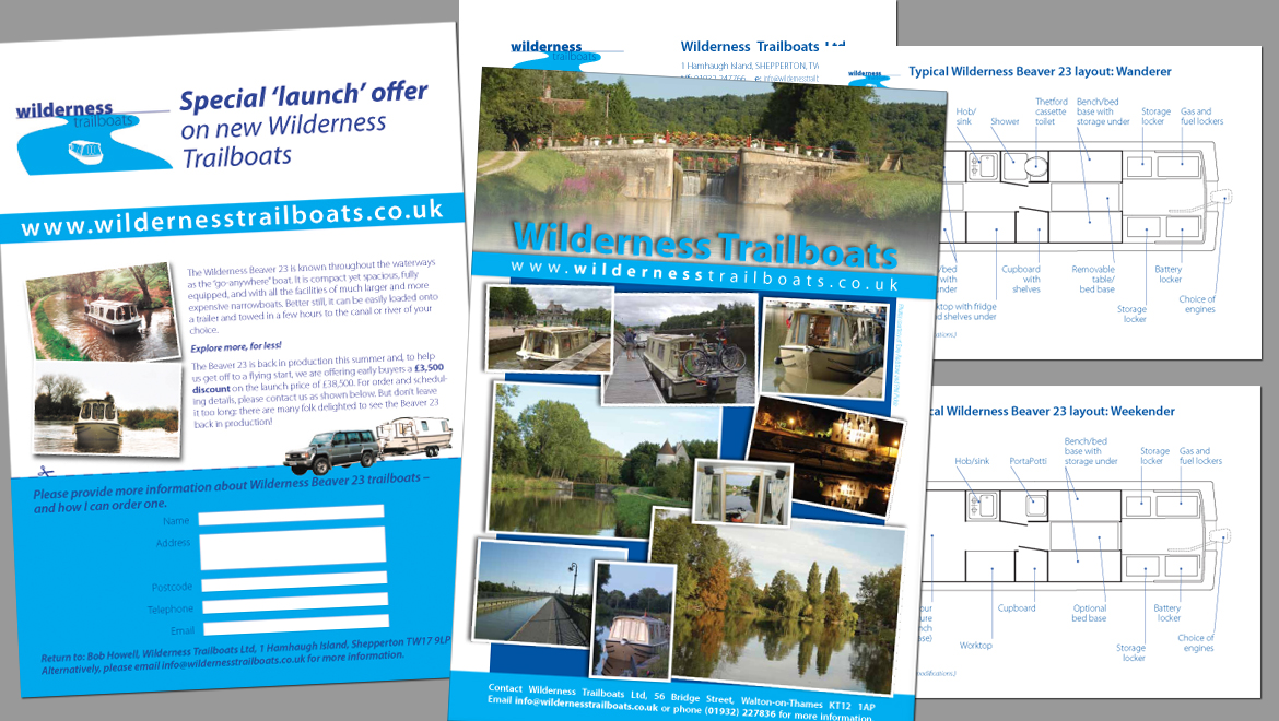 Wilderness Trailboats Ltd